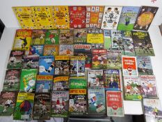 Football - a collection of 1940s and early 1960s annuals comprising News Chronicle / Empire News &