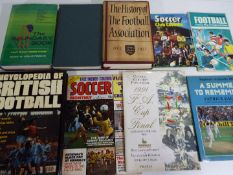 Sports Books - a selection of predominantly hardback books to include 'The Boundary Book',