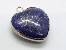 Gemporia - an 20ct Lapis Lazuli Heart ke