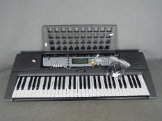 A Yamaha EX-200 keyboard