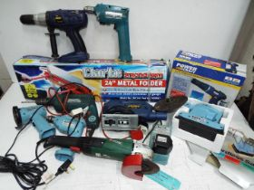 """Power Tools collection + 24"""" Metal Folde"""