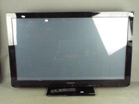 "A Panasonic 42"" television, model TX-P42"