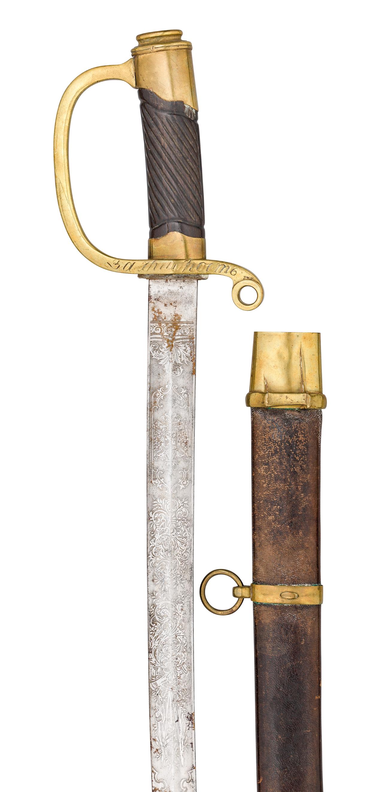 A RUSSIAN ALEXANDER III MODEL 1881 SHASKA FOR BRAVERY^ CIRCA 1881-94
