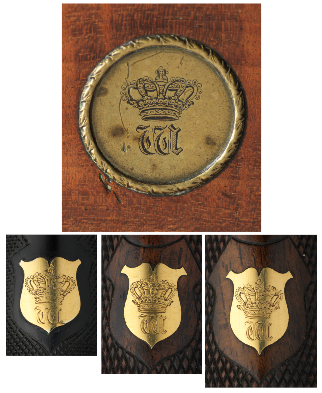 ‡˜Ⓦ AN EXCEPTIONAL CASED SET OF 38 BORE^ 54 BORE AND 120 BORE ADAMS PATENT 1851 MODEL SELF-COCKI - Image 4 of 5
