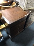 A Stag four drawer chest