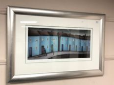 Paul Horton : In My Hour of Need, giclee print in colours, numbered 72/495, signed in pencil,