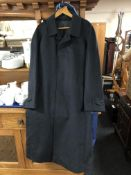 A gent's charcoal jacket - Large fit (not sized).