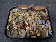 A very large quantity of Wade Whimsies CONDITION REPORT: The pieces generally