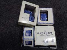Four boxed Ringtons china items to include - Tea cup and saucer set, Bridges Bowl,