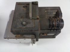 A Universal postal vintage Franking machine, Model M.V.17316.