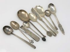 A group of silver,