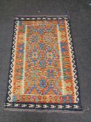 A Choli kilim rug 125 cm x 82 cm