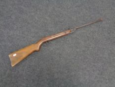 A twentieth century model 23 German air rifle