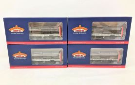 Bachmann : 38-300 OTA Timber Carrier Wagon Railfreight with lumber load, boxed.
