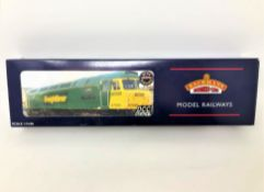 Bachmann : 32-753 Class 57/0 Diesel 57011 Freightliner Challenger, boxed.