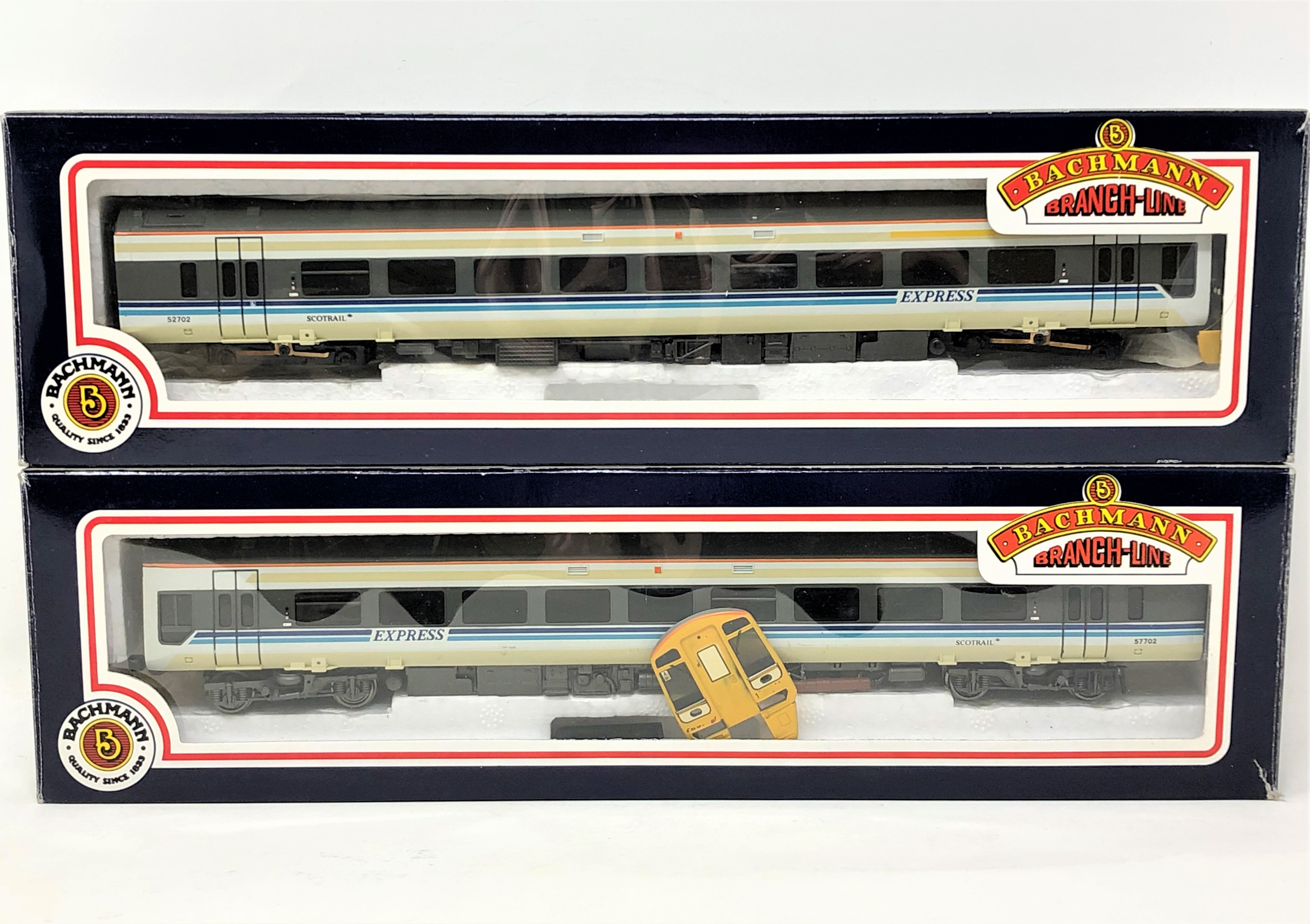 Bachmann : 31-501 158 DMU 2 Car Unit Scot Rail, boxed. - Image 2 of 2