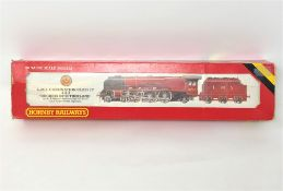 Hornby : L.M.S. Coronation Class 7P 4-6-2 'Duchess of Sutherland' 6233, boxed.