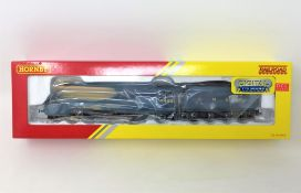 Hornby : R3395 TTS 'Mallard' LNER Class A4 '4468' (With Sound), boxed.