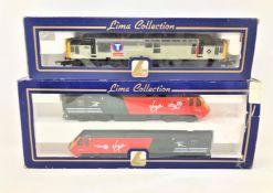 Lima : L205096 Diesel Locomotive Class 37 906 Transrail,