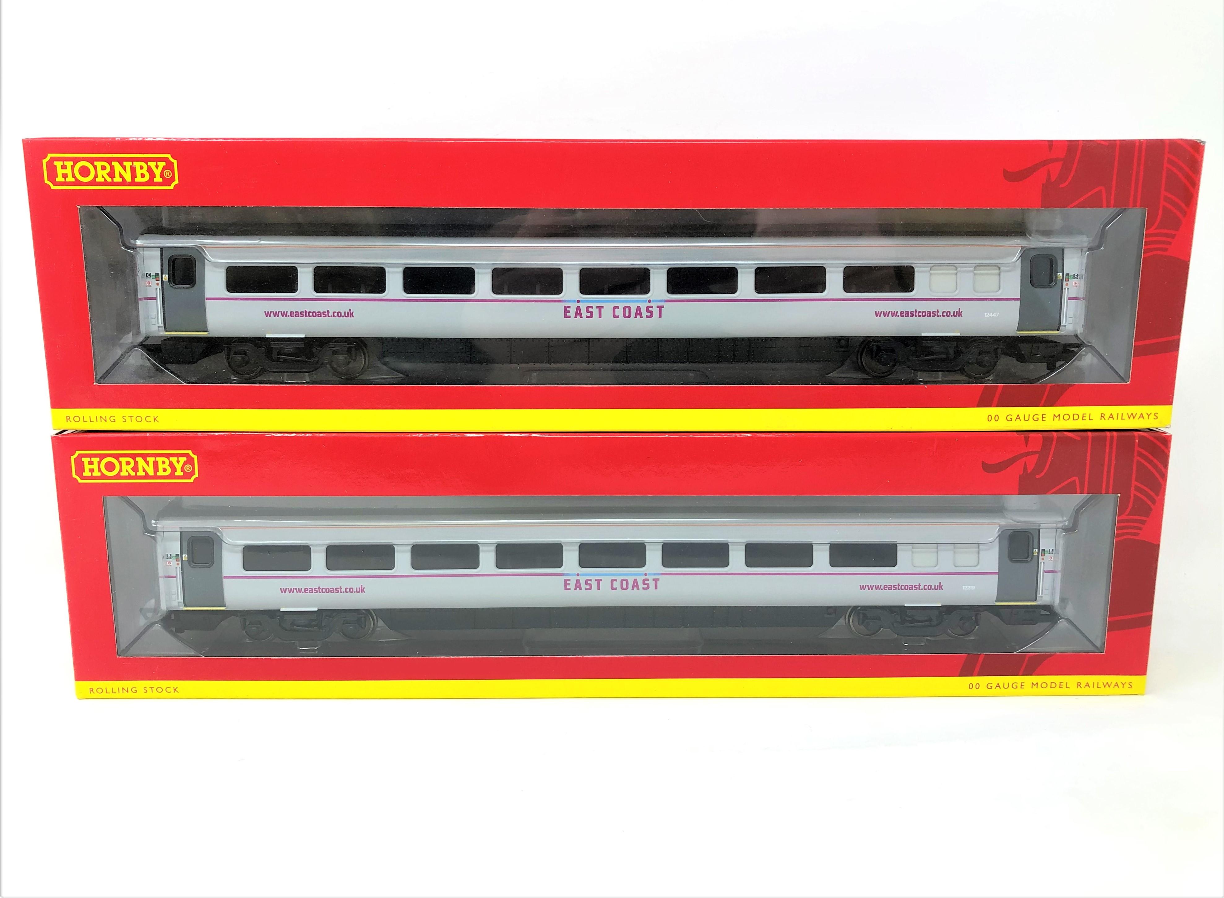 Hornby : R4666 East Coast Mk 4 Standard Open Coach '12219',