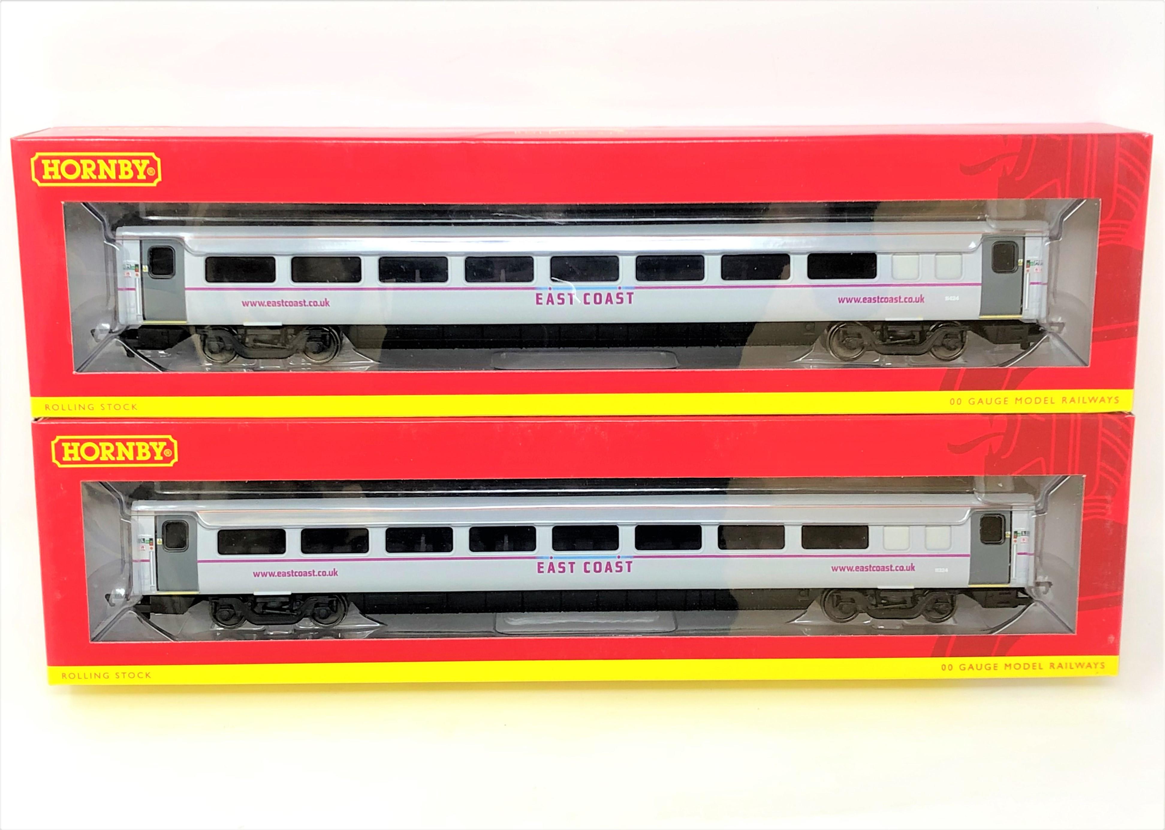 Hornby : R4665 East Coast Mk 4 1st Class Coach '11424',