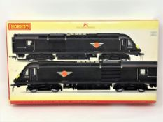 Hornby : R2705 Grand Central HST 125 BO-BO Diesel Class 43 Power Car 43080 Unmoted Power Car 43068,