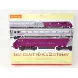 Hornby : R3133 East Coast 'Flying Scotsman' Train Pack, boxed.