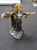 A contemporary Titanic figure