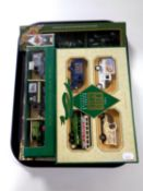 Five die cast vehicle sets to include British Army collection,