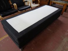 A 2ft 6 electric bed with mattress