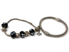 Two bracelets,