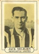 WILKINSON, Popular Footballers, Nos. 10, 11, 13-18, creased (2) & some scuffing to edges, FR to