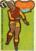 FOOTBALL, part sets & odds, inc. Carreras, Famous Footballers, complete, Turf slides;