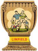 DONALDSON, Golden Cups, clubs, inc. Irish (4), Glenavon, Derry City, Shelbourne & Linfield; Italy (