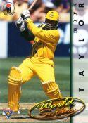 FUTERA, 1995 Australian Cricket, complete, MT, 150