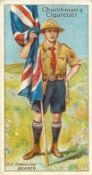 CHURCHMANS, Boy Scouts 2nd, complete, G to VG, 50