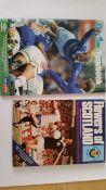 FOOTBALL, selection, inc. programmes, handbooks; Ilford 1958/9, West Ham 1970/1, Swansea 1981/2, WBA