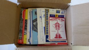 FOOTBALL, programmes, 1960's, teams E-N, inc. Everton, Exeter, Gillingham, Hull City, Leeds