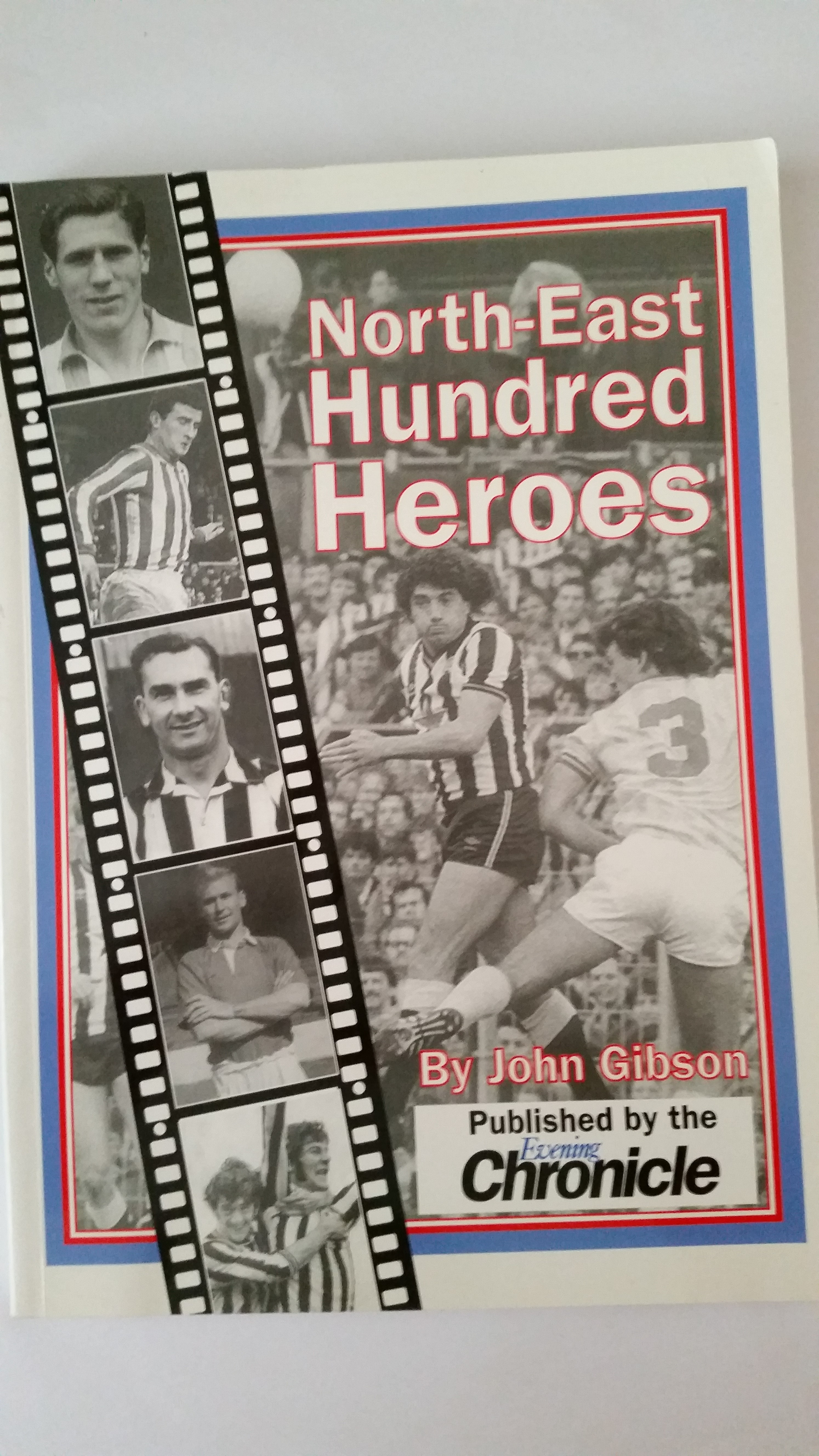 FOOTBALL, signed books by Wilf Mannion, History of the World Cup & North-East Hundred Heroes, EX, 2