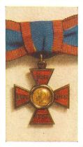 HILL, Decorations & Medals, complete, Gold Flake, EX, 48