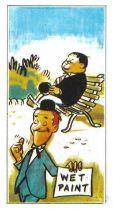 PRIMROSE, Laurel & Hardy, complete, paper issue, EX, 50