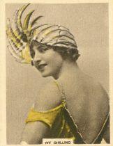 B.A.T., beautiful Women, Battle Ax, medium, partially coloured, VG, 48