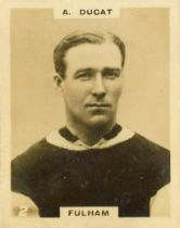 PHILLIPS, Footballers (Pinnace), miniature RP, Nos. between 2 & 315, variations/duplicates (52),