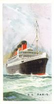 B.A.T., anon., complete (6), Merchant Ships of the World, Beauties of Great Britain, Beautiful