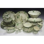 A Royal Doulton Countess pattern part service, comprising tureen and two covers, five dinner
