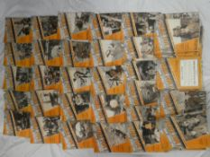 """A set of The Great War Magazines """"I Was There!"""" Nos 1-50"""