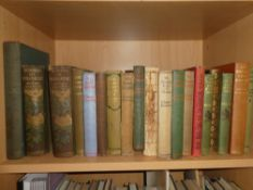 Kearton (C & R) Numerous volumes including Kearton's Nature Pictures;