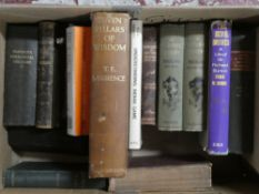 Various volumes including Maunder's Biographical Treasury 1845; Pursell (J P) Poultry Sense 1911;
