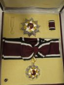 A Jordan Order of Independence Grand Cross medal set by Arthus Bertrand of Paris comprising