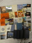Various Cornish related volumes and pamphlets including A Dictionary of Cornish Dialect Works,